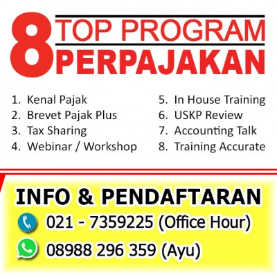 Top Taxation Program
