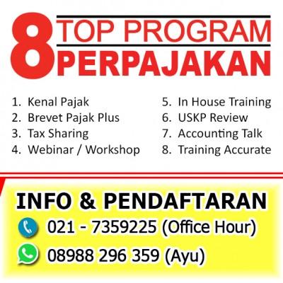 Top Program Perpajakan