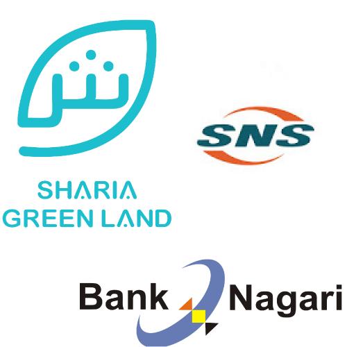 Bank Nagari-Sharia sgreen land-SNS