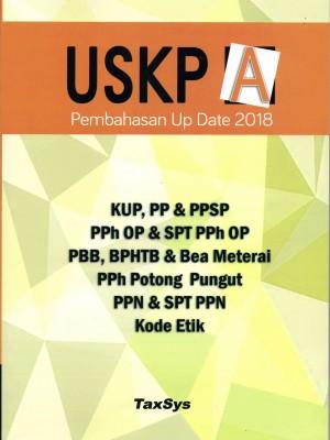 USKP A All Taxes Pembahasan 2018