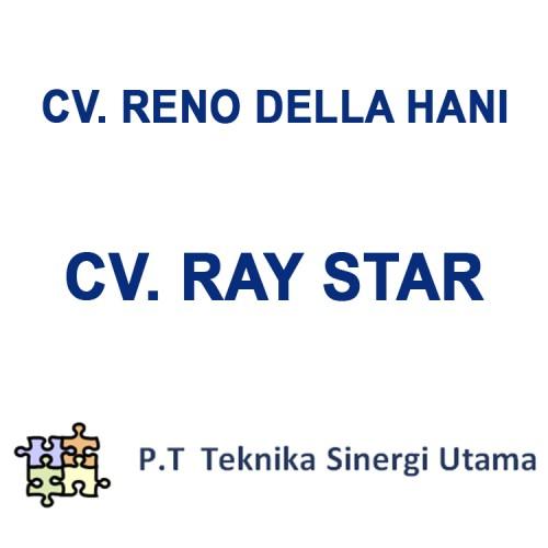 PT Teknika Sinergi Utama-Reno della hani-ray star