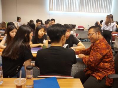 Matakuliah Perpajakan di Universitas Prasetiya Mulya