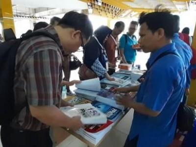 Counter Penjualan Buku di Universitas Bunda Mulia