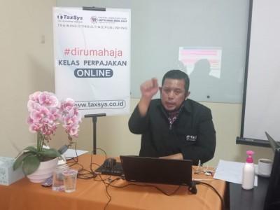 Seminar Pajak Online PPh Badan