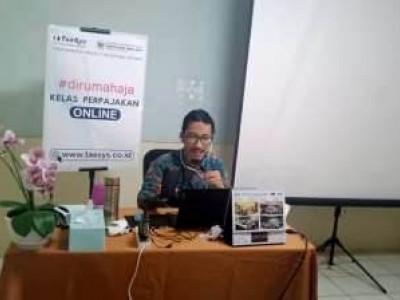 Seminar Pajak Online Update 2020