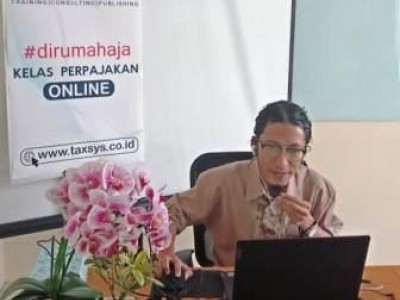 Seminar Online Pemeriksaan Pajak